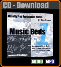 Royalty Free Music Beds